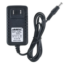 7V 2A AC DC Power Supply Replacement Adapter with 2.1mm x 5.5mm Tip Center $8.99
