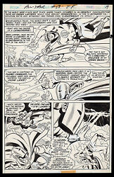 All-Star Comics #58 Art by Ric Estrada and Wally Wood Doctor Fate Green Lantern
