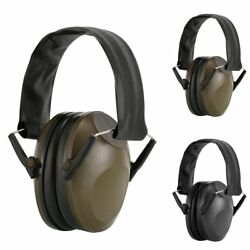 Ear Muffs Noise Canceling Gun Range Shooting Sound Proof Ear Protection