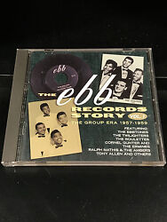Various Artists-The Ebb Records Story Volume 1-CD-VG+ Condition-Specialty