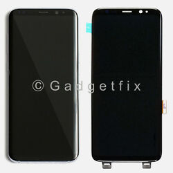 USA Samsung Galaxy S7 S8 S9 Plus LCD Display Touch Screen Digitizer Frame $139.95