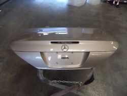 2003-2006 Mercedes Benz SL500 R230 Trunk Lid Tailgate (Gold) Part# 230 750 06 75
