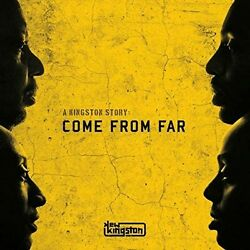 NEW KINGSTON - A KINGSTON STORY: COME FROM FAR   VINYL LP NEW+