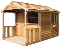 Cedarshed Clubhouse in 6 sizes
