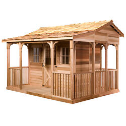 Cedarshed Cookhouse in 3 sizes