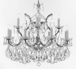 Maria Theresa Chandelier Crystal Lighting Fixture Pendant CeilingLamp for Dining $541.23