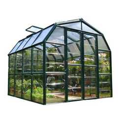 Poly-Tex Poly-Tex HG7208C Rion Grand Gardener 2 Clear-Wall Greenhouse HG7208C