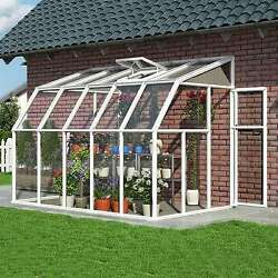 Poly-Tex Poly-Tex HG7514 Rion Sun Room 2 HG7514 14-ft 8-in Polycarbonate Cover