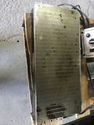 """Chevalier 8"""" X 17 12"""" Surface Grinder Mag Plate"""