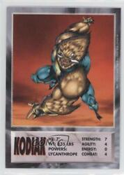 1990 Extreme Destroyer Exclusive Collectible Gaming Cards Kodiak 0b5 $6.00