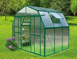 Grow N Up 6' x 6' Hobby Greenhouse Kit - Free Shipping
