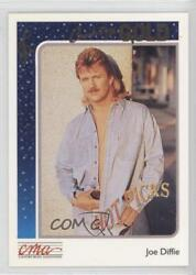 1992 Sterling Cards CMA Country Gold Joe Diffie #6 1p1