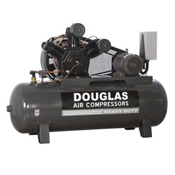 10hp 120 gallon HEAVY INDUSTRIAL AIR COMPRESSOR Replaces Champion Ingersoll Rand