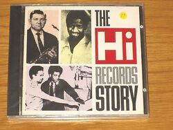 The Hi Records Story by Various Artists (CD Nov-1995 Hi Records) BRAND NEW CD