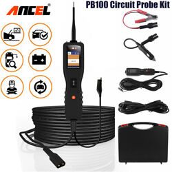 Automotive 12V 24V Power Probe Circuit Tester Battery Electrical Powerscan Tool $74.00