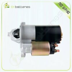 For Mini High Torque 289 302 351W 5.0L Starter Mustang SBF Ford 1.4kw Automatic $34.32