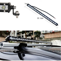 54W 19Inch Car LED CREE Chips Lamp Foglight Work Light Bar for Off-road Jeep SUV $24.97
