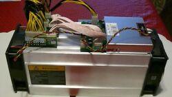 Bitmain Antminer S9 - 13.5THs 16nm ASIC Bitcoin Miner with PSU in stock