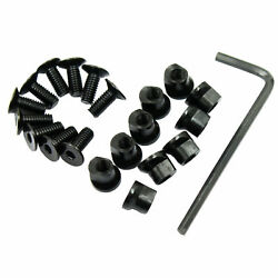 10 PC or 20 PC Mounting Screw Nut Replacement Set for KeyMod M Lok Rail Section $6.10