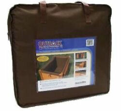 Dog House Canvas Cover Insulation Kit Cold Wind Protection Small Pet Log Cabin