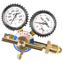 Nitrogen Regulator with 0-800 PSI Delivery Pressure CGA580 Inlet Connection $39.99