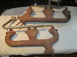 1969 survivor take offs z28 exhaust manifolds H  I 68 early dates with tubes