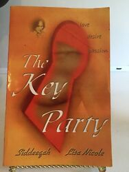 The Key Party by Siddeeqah Powell 1st Edition 1stBooks (2001 Paperback) Signed