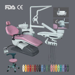 Dental Computer Controlled Unit Chair B2 Hard Leather FDA CE+Doctor's Tool