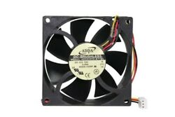 3 Inch  x 3 Inch (80mm) 8cm Case Cooling Fan w3-Pin & 4-Pin Connectors F8025 $8.99
