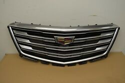 2017 2018 2019 CADILLAC XT5 XT-5 GRILLE OEM 17 NICE WEAR FROM USE 18 19