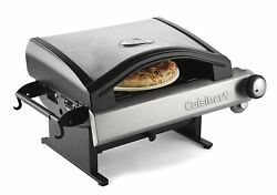 Cuisinart Pizza Oven Outdoor Brick Cooking Patio Plans Party Ribs Wood Steel
