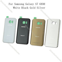 OEM For Samsung Galaxy S7 G930 Rear Battery Cover Glass Back Door Replacement US $7.99