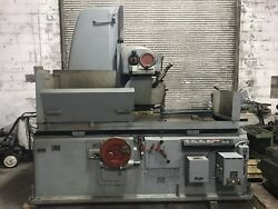 "Thompson Surface Grinder 12""x48"" Model 4C Build year 1975"