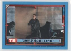 1991 Topps Terminator 2: Judgement Day Stickers #23 No Problemo Card 1md
