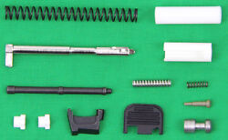 .45 ACP Premium Upper Parts Kit w Upgrades for Glock 21 Gen3 and P80 PF45 $99.95