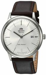 Orient Men#x27;s #x27;2nd Gen. Bambino Ver. 3#x27; Japanese Automatic Stainless Steel and... $109.50