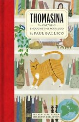 Thomasina: The Cat Who Thought She Was a God (New York Review Children's Collect