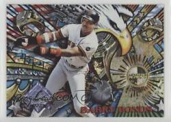 1995 Topps Stadium Club Ring Leaders Members Only Barry Bonds #30 $16.34
