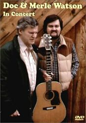 NEW Doc and Merle Watson in Concert (2014) (DVD)