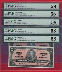 BANK OF CANADA 1973  $1  NOTES BC-46b  ***UNC***