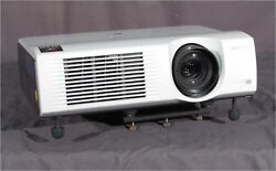 Good SONY VPL-PX41 3LCD HD VIDEO PROJECTOR 683 Lamp Hours $74.95