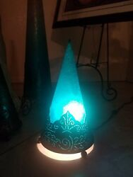 Lamp Unique Asian Table Lamp or floor lighting 18quot; Tall $68.00