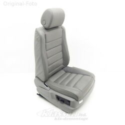seat electric front Right VW Touareg 7LA 10.02- leather seat heater