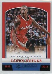 2012-13 Panini Black Knight10 #29 Caron Butler Los Angeles Clippers Card