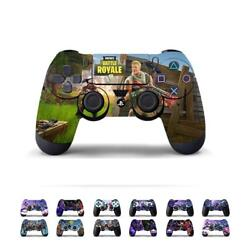 Protective PVC Vinyl Cover Sticker For PS4 Controller Skin  Playstation 4 Decal