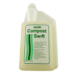 Sun Mar Compost Swift Pro Enzyme Booster $41.60