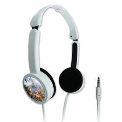 Palm Springs Aerial Tramway California Portable Foldable On-Ear Headphones $8.99