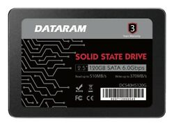 DATARAM 120GB 2.5quot; SSD DRIVE FOR ASUS Z270 WS $27.00