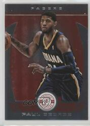 2013-14 Totally Certified Red 99 Paul George #50