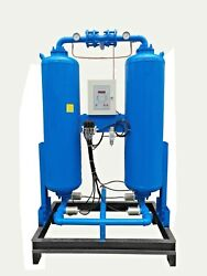 Dry-Max  Twin Tower Regenerative Desiccant Dryer 35  cfm  including filter pack